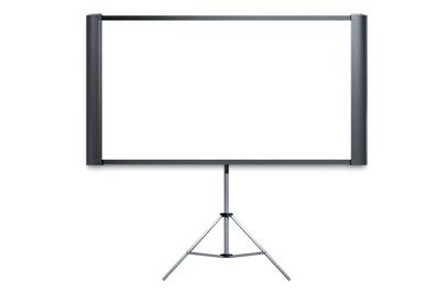 Epson Accolade Duet Portable Projection Screen