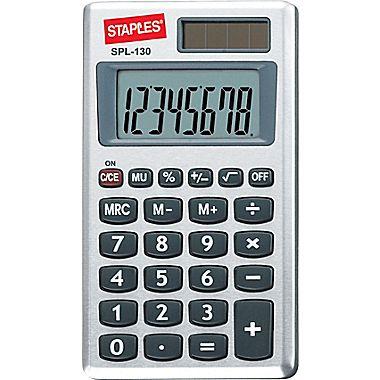 SPL-130 Basic Function Calculator