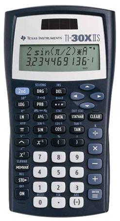 TI-30X IIS Scientific Calculator