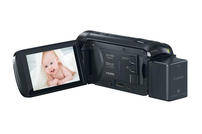 Canon VIXIA HF R700 video camera