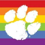 Clemson University ally trained icon